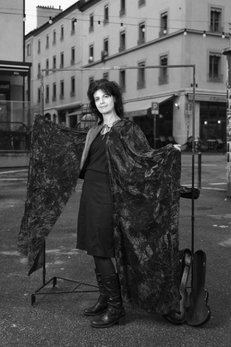 Artiste de rue - Joane Reymond - Genève (GE)