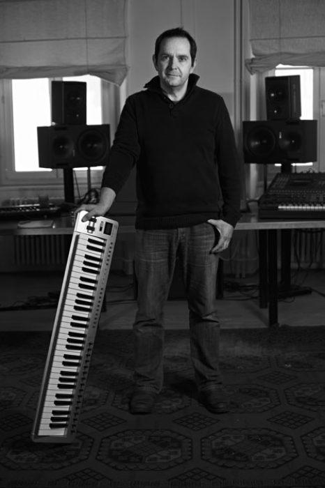 Ingénieur son - Stéphane Mercier - Le Locle (NE)