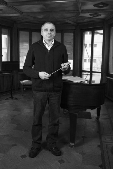 Chef d'orchestre - Philippe Krüttli - Saint-Imier (Jura Bernois)