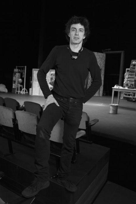 Régisseur plateau - Xavier Thien - Théâtre Am Stram Gram (GE)