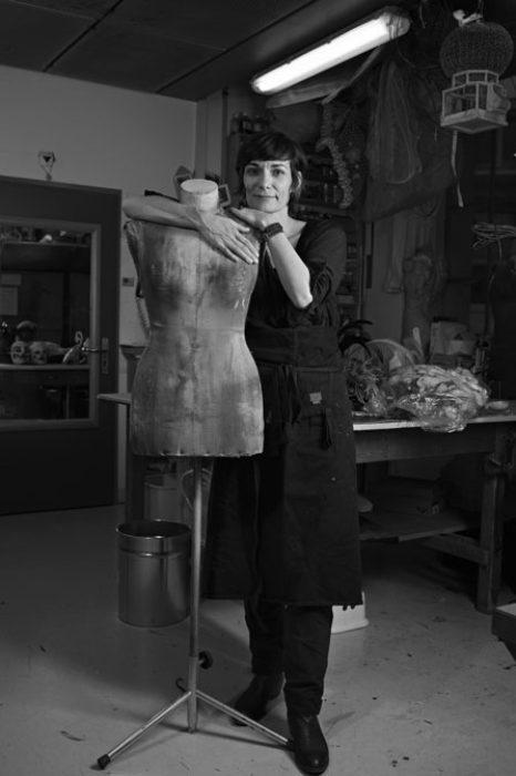 Décoratrice costumes - Isabelle Pellissier - Grand Théâtre de Genève (GE)